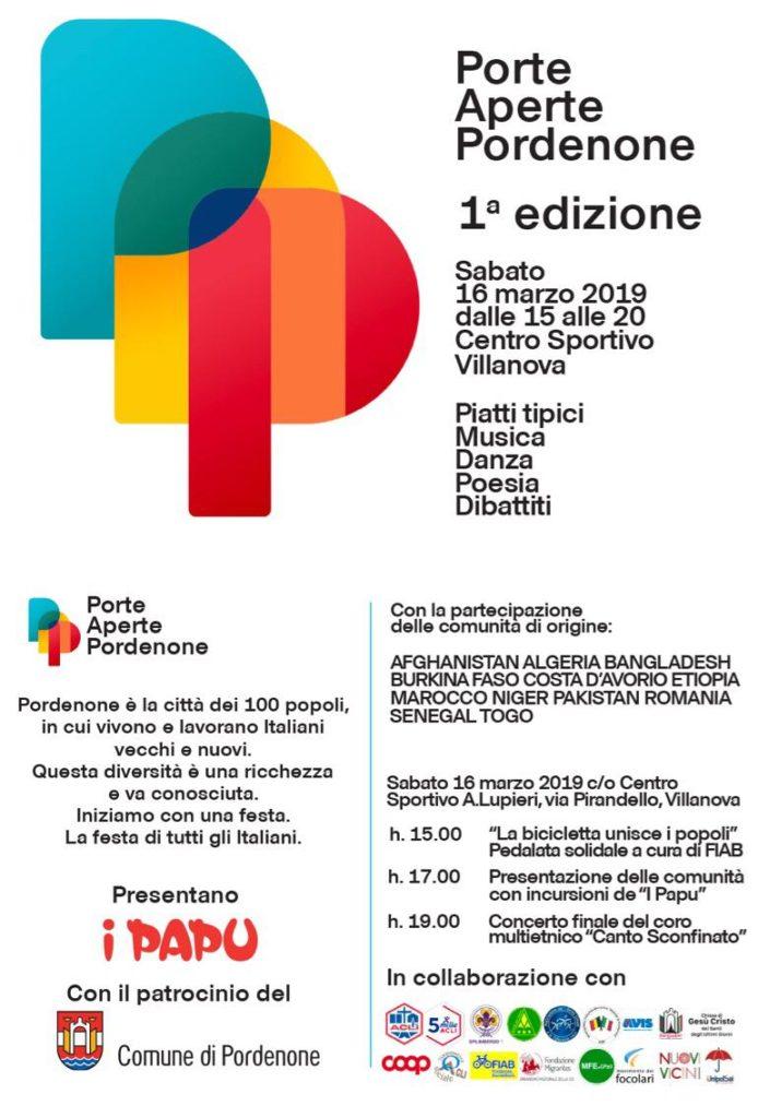 Pordenone - Sabato 16 Marzo 2019 @ Tenso-Struttura